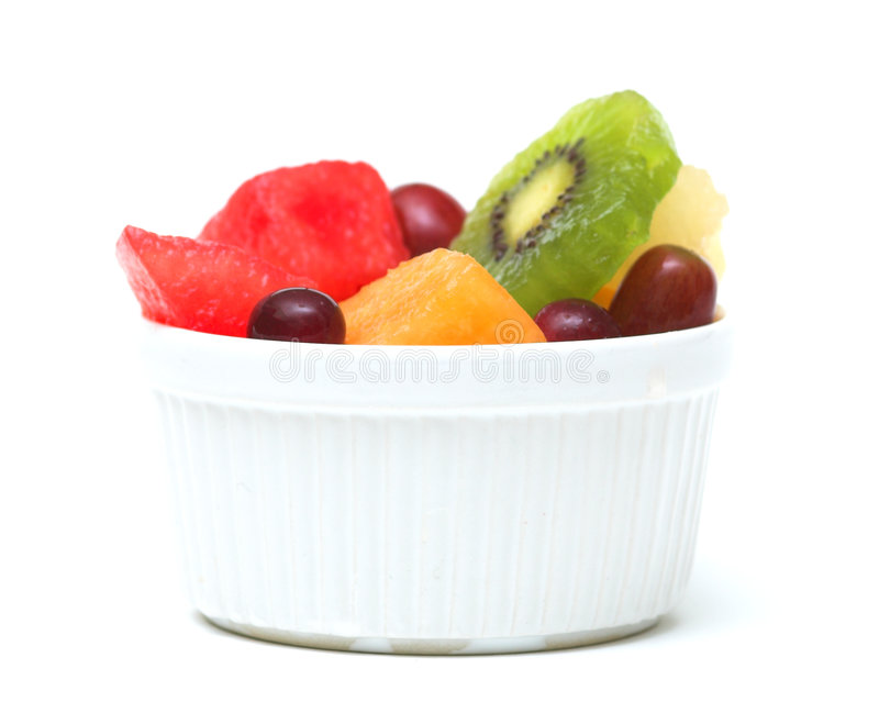 Salada da fruta fotos de stock royalty free