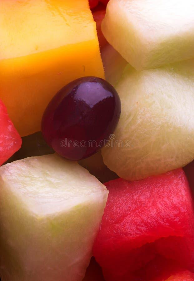 Salada da fruta imagem de stock
