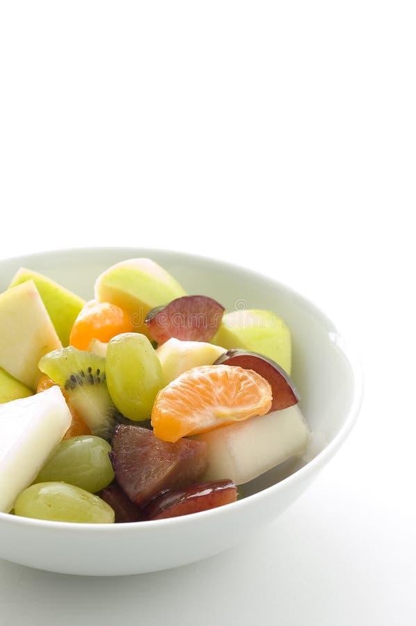 Download Salada de fruta foto de stock. Imagem de brilhante, corte - 534796