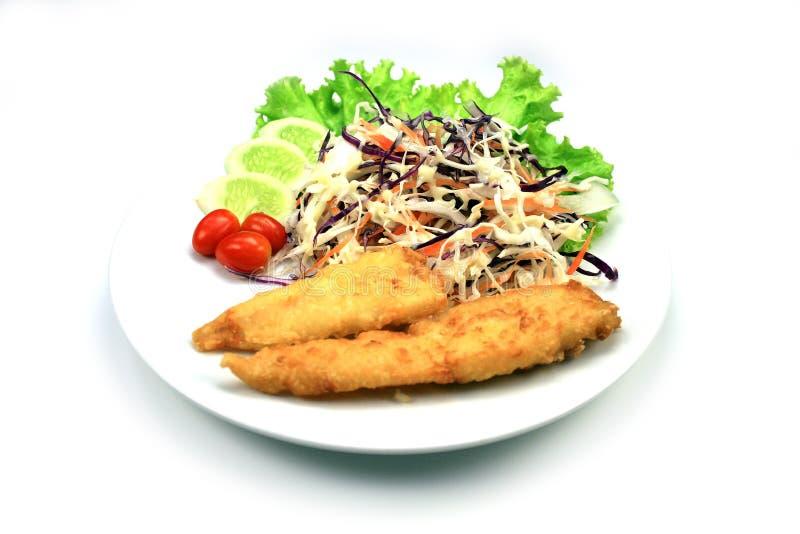 Salada de milho tailandesa original imagens de stock royalty free