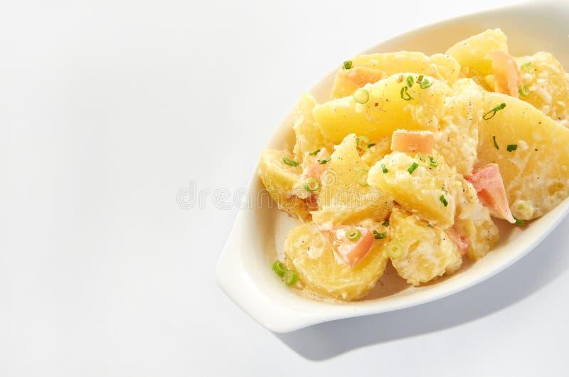 Salada de Poatto fotos de stock royalty free