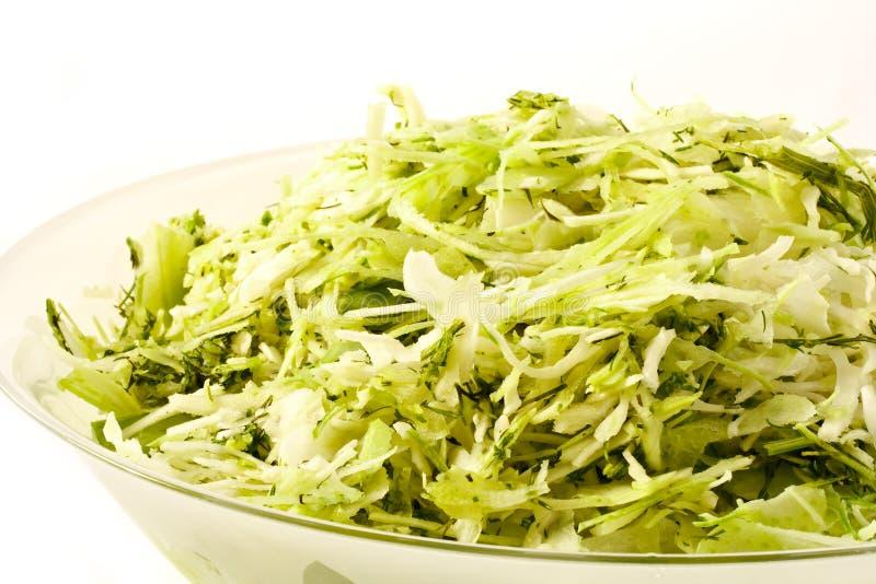 Download Salada de repolho foto de stock. Imagem de cuisine, dill - 16853626