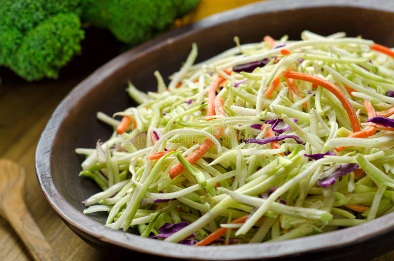 Salada de repolho friável foto de stock royalty free