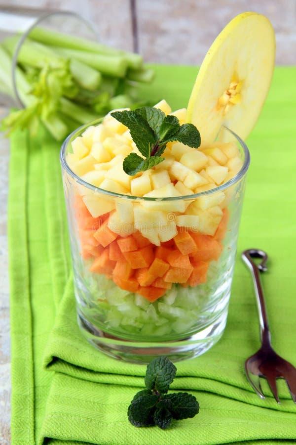 Salada do aipo imagem de stock royalty free