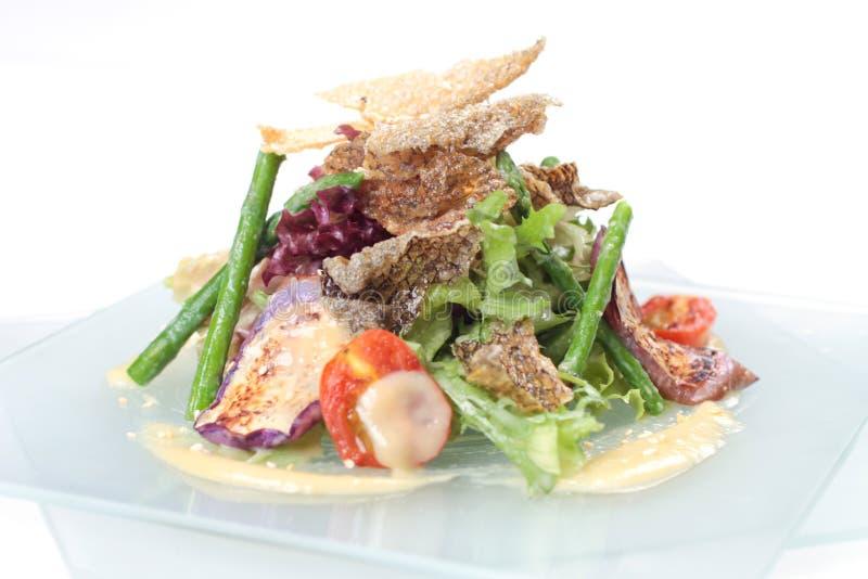 Salada do estilo japonês fotos de stock