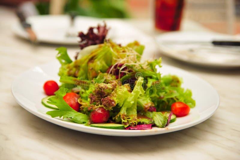 Salada do jardim fotos de stock