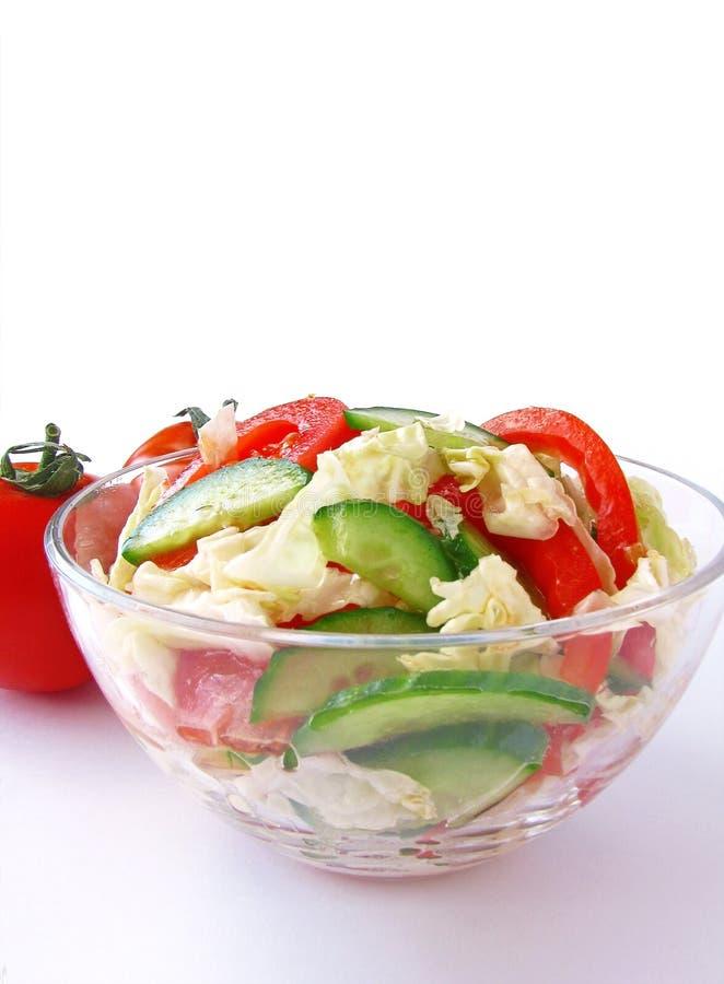 Salada do legume fresco