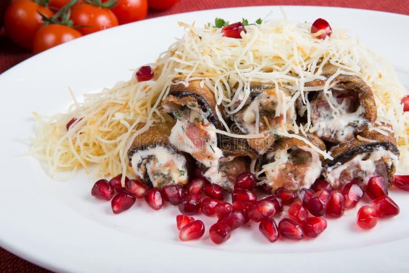 Salada do Oriente Médio fotografia de stock