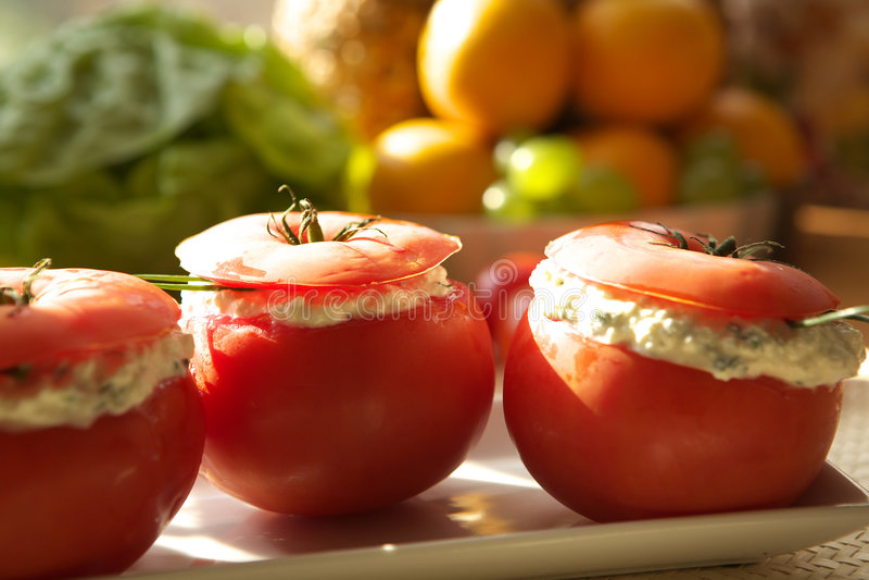 Salada do vegetariano fotos de stock royalty free