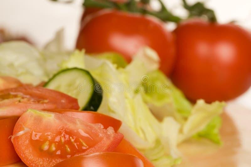 Salada fresca imagem de stock royalty free