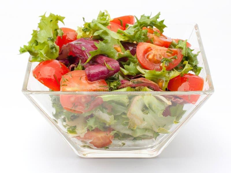 Salada fresca fotos de stock