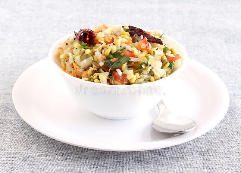 Salada indiana sul Kosambari imagens de stock royalty free