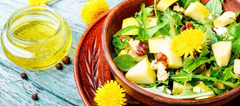 Salada natural da dieta foto de stock royalty free
