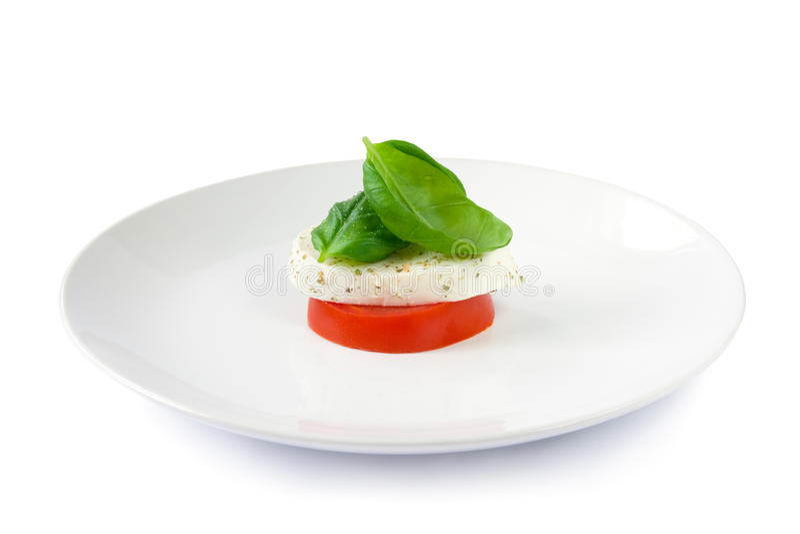 Salada pequena foto de stock