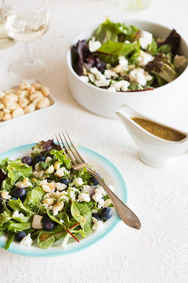 Salada saudável fotos de stock royalty free