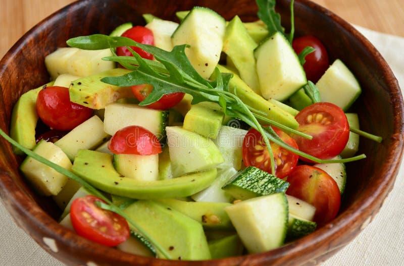 Salada tailandesa imagens de stock