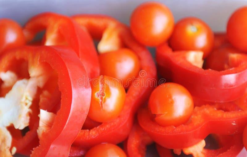 salade obraz stock