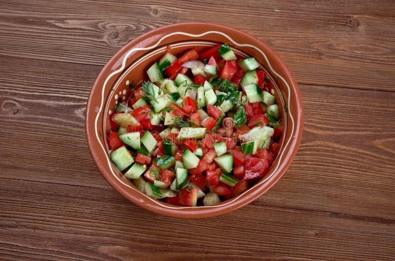 Salade arabe photos stock
