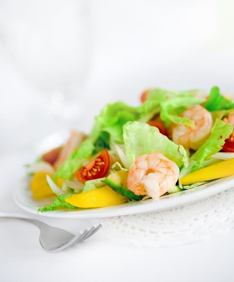 Salade délicieuse photo libre de droits