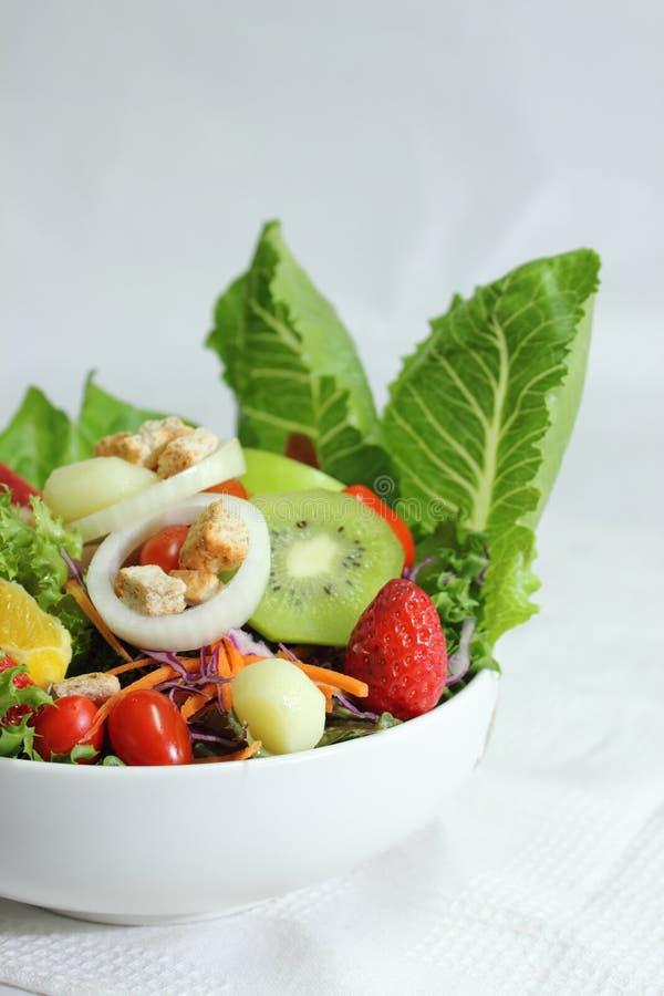 Salade d'apéritif images stock