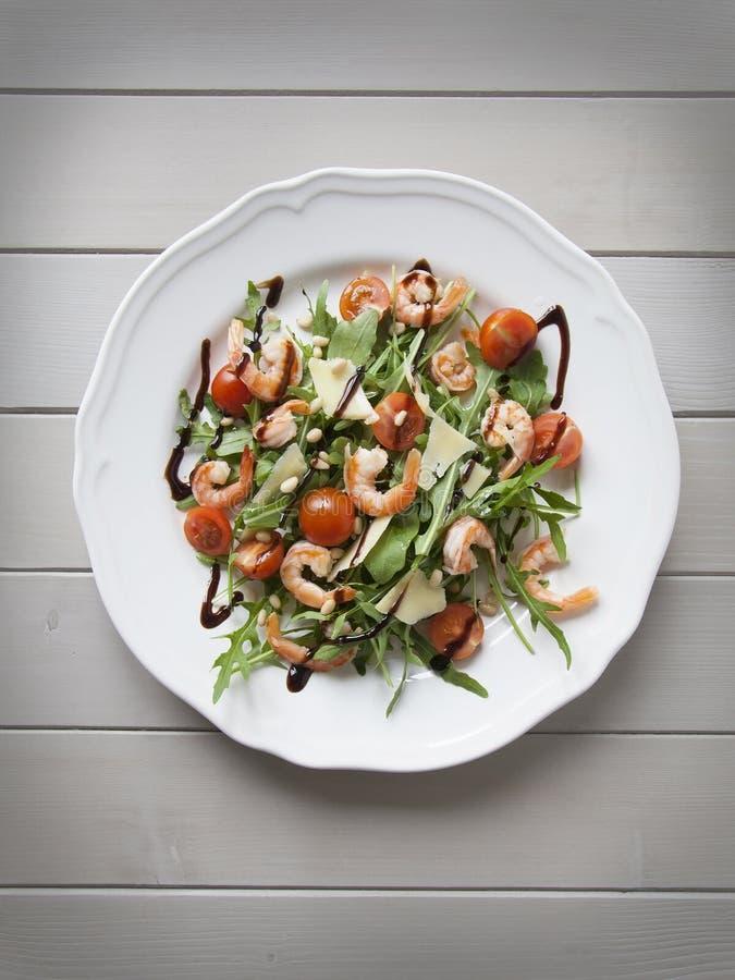 Salade d'Arugola photographie stock libre de droits