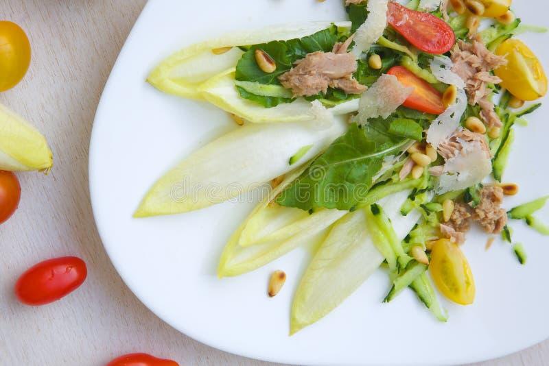 Salade d'hiver de vitamine images libres de droits