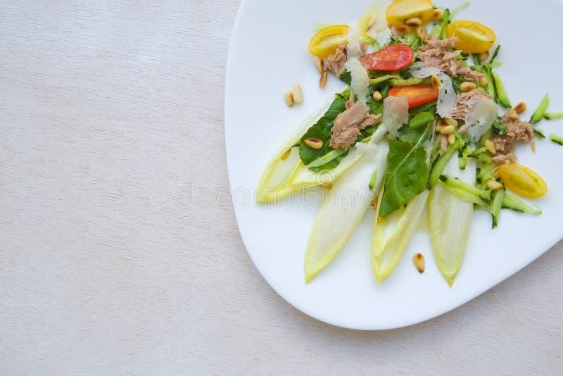 Salade d'hiver de vitamine image libre de droits