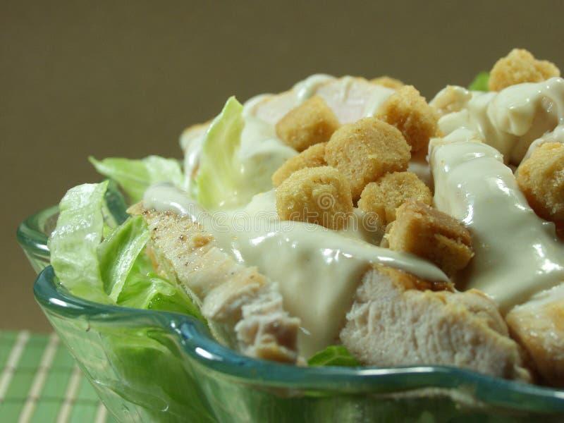 Salade de César. photo stock
