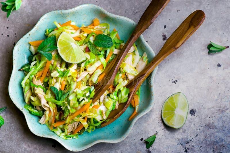 Salade de choux vietnamienne photographie stock libre de droits