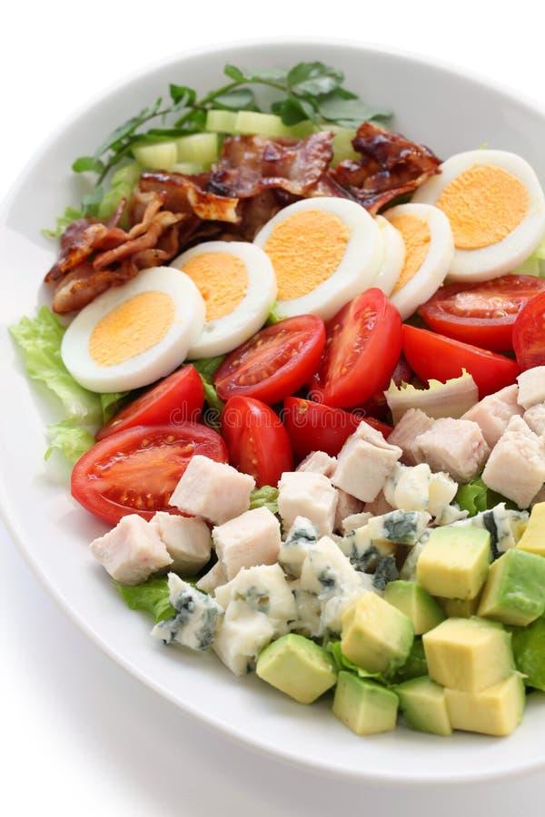 Salade de Cobb images stock