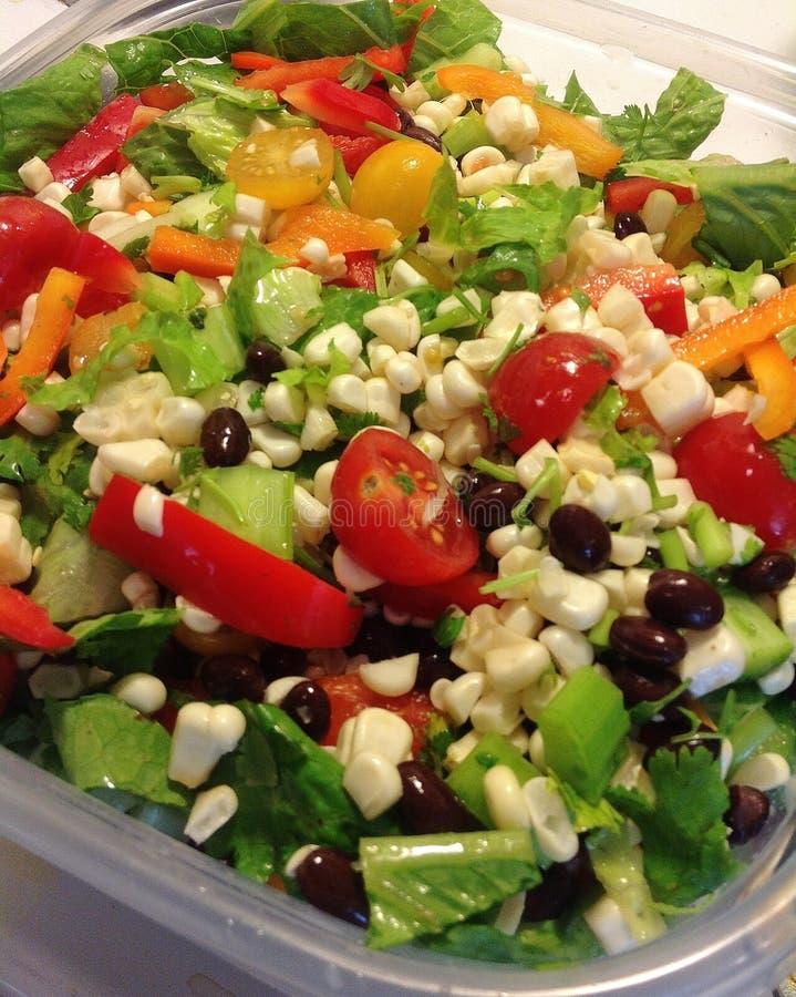 Salade de fiesta photographie stock libre de droits