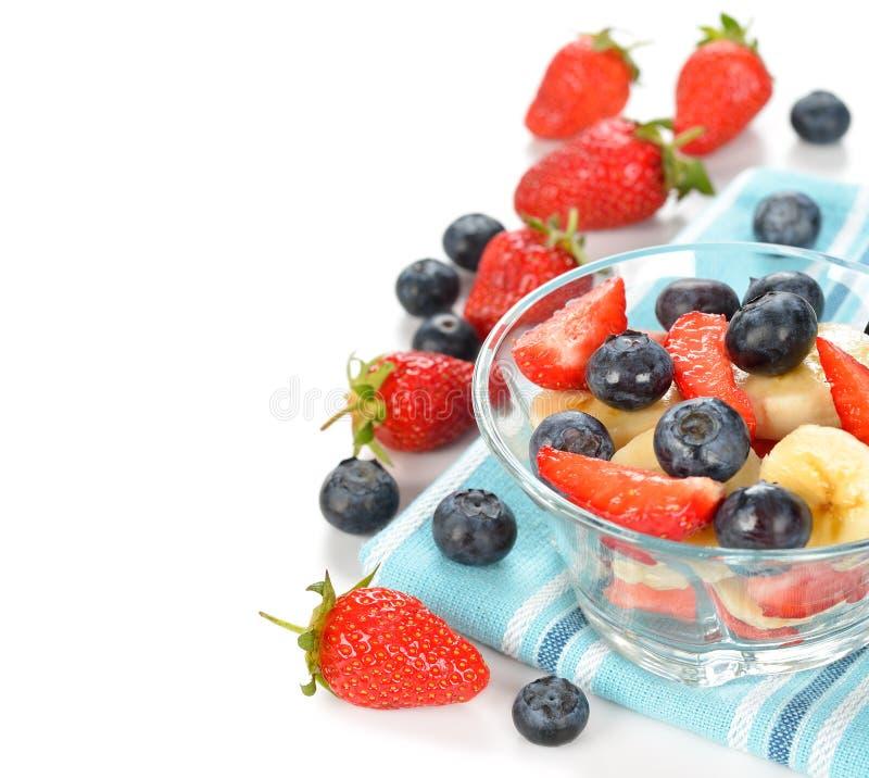 Salade de fruits photos stock