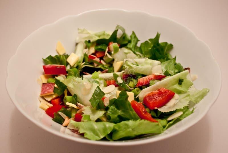 Salade de jardin image stock
