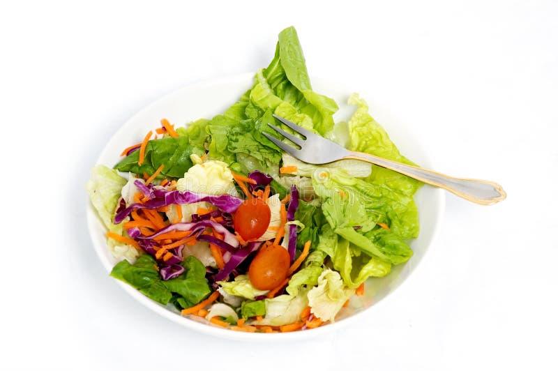 Salade de légume frais image libre de droits