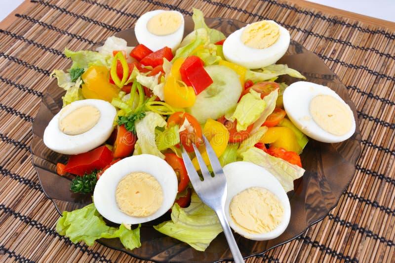 Salade de légume frais photo stock