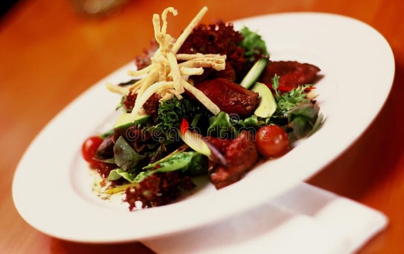 Salade de l'hiver photos stock
