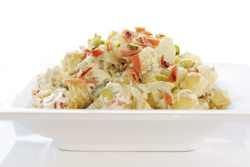 Salade de pomme de terre photo libre de droits