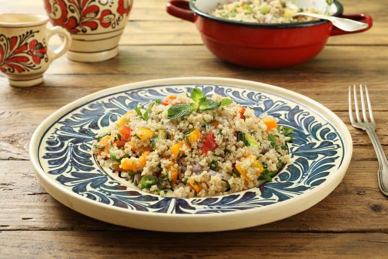 Salade de quinoa photos libres de droits
