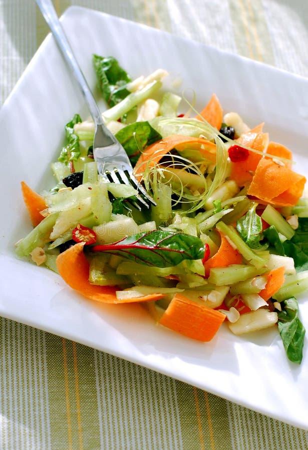 Salade de vitamine images stock