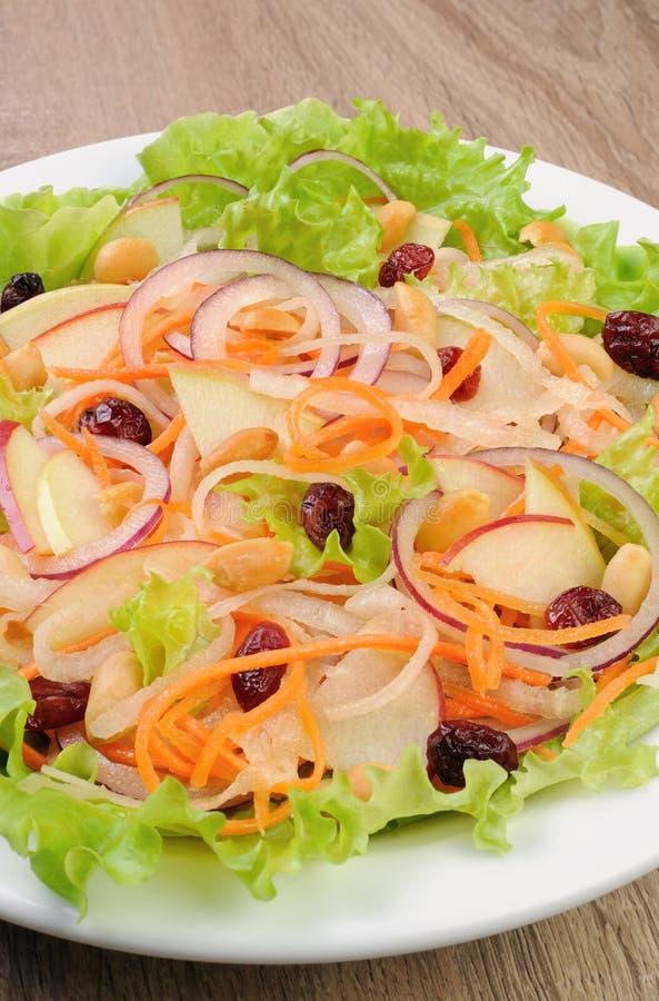 Salade diététique images stock