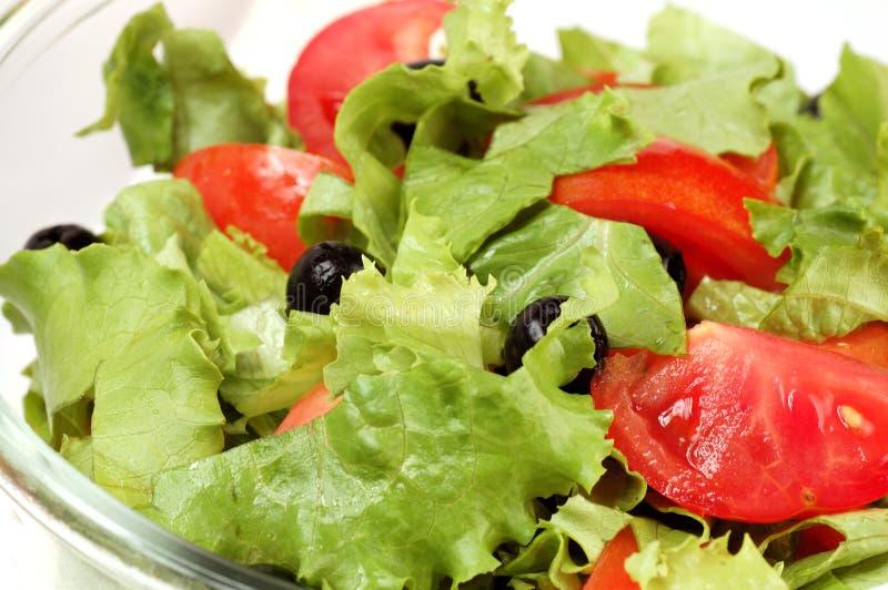 Salade fraîche image libre de droits