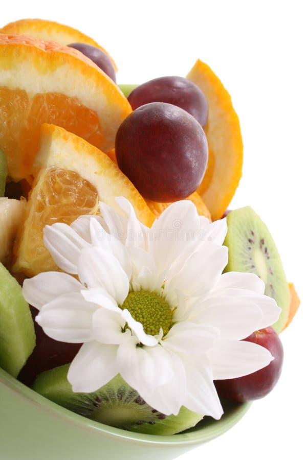 Salade fruitée image stock