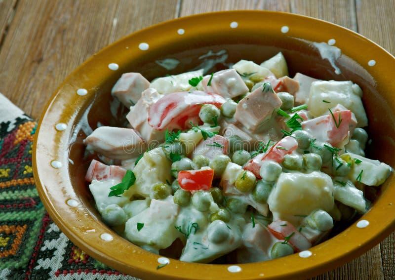 Salade letton photos libres de droits