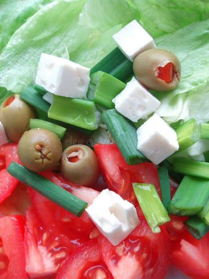 Salade mixte photos libres de droits