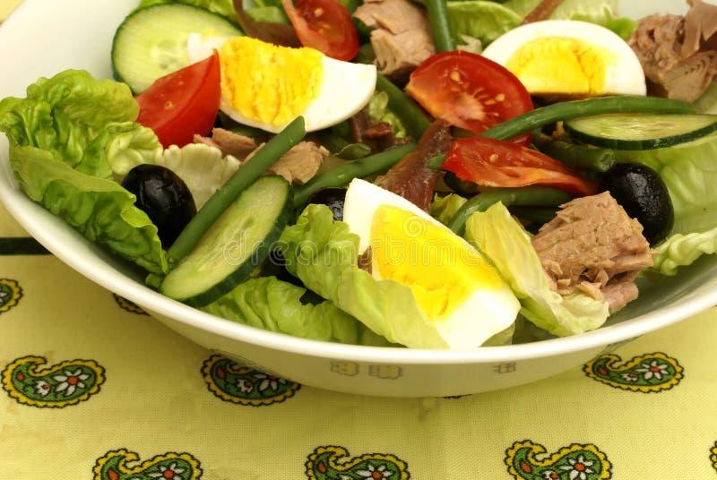 Salade Nicoise photos libres de droits
