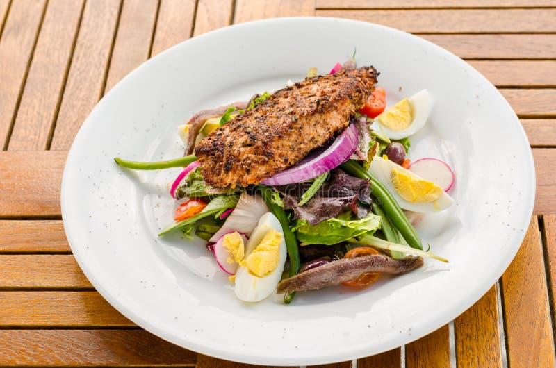 Salade Provencale imagens de stock royalty free