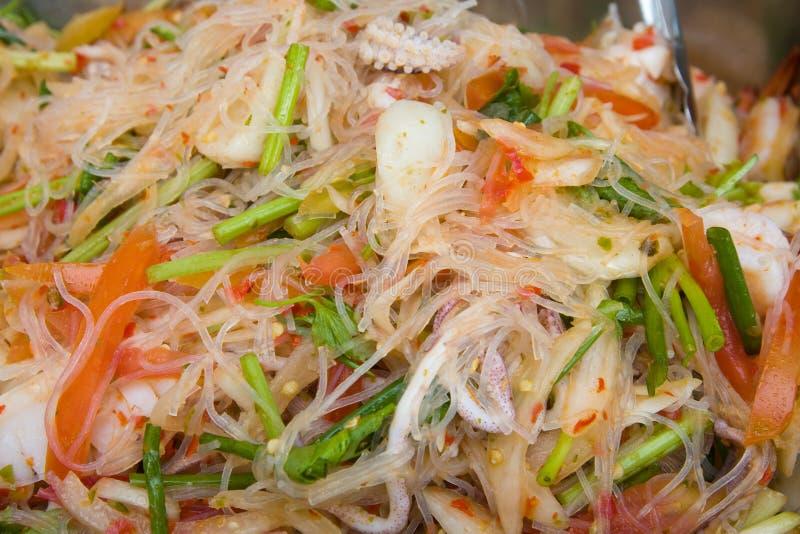 Salade thaïe photos libres de droits