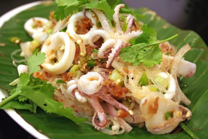 Salade thaïe photos stock