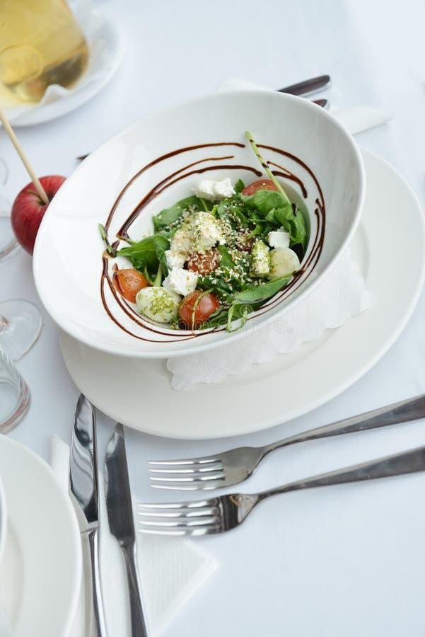 Salade végétale images stock