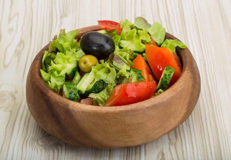 Download Salade végétale image stock. Image du cuisine, délicieux - 45358665